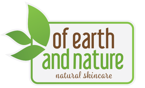 Of Earth and Nature Natural Skincare Homepage