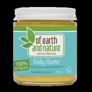natural-organic-belly-butter